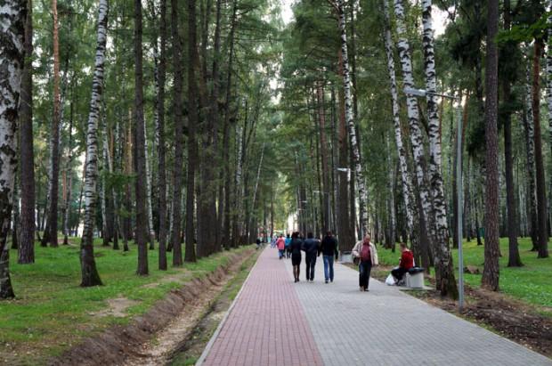 Городской парк культуры и отдыха го балашиха vk